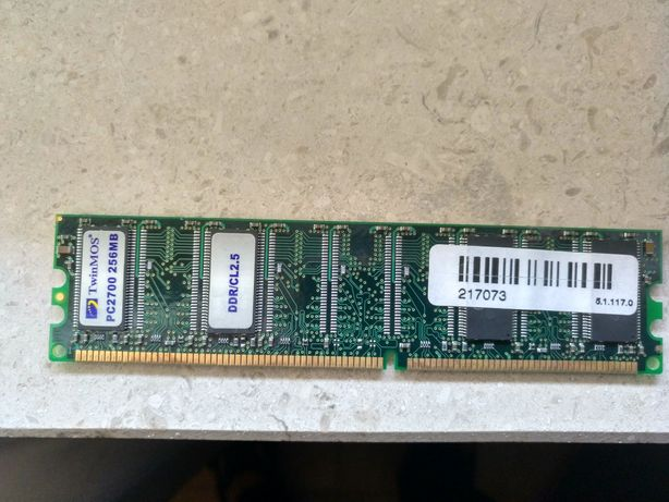 Memoria PC DDR PC 2700