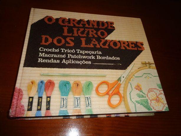 Livro O Grande Livro dos Lavores das Selecções