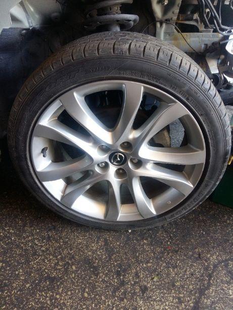 Комплект дисков R19 №149, Mazda мазда 6 GJ 2012-, 9965-04-7590, 5*114,