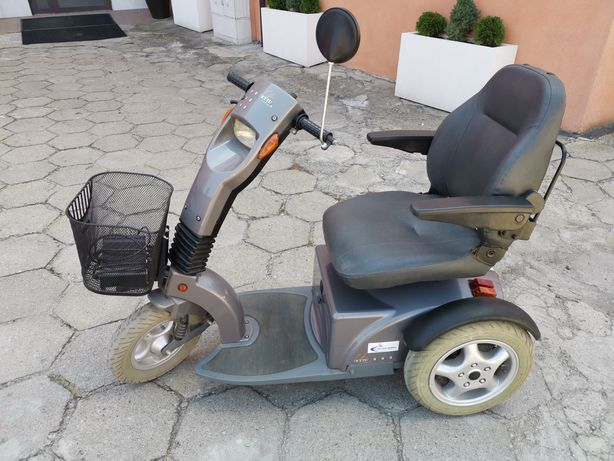 wózek skuter elektryczny inwalidzki niepełnosprawnych