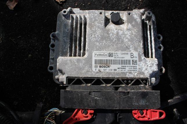 Sterownik Silnika BOSCH 0261s07430 1.6 EcoBoost Ford Focus MK3