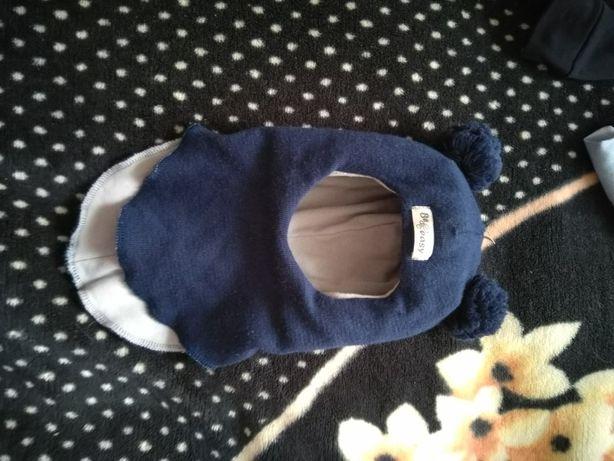 Зимова шапка-шолом