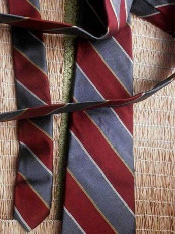галстук 100 % шелк