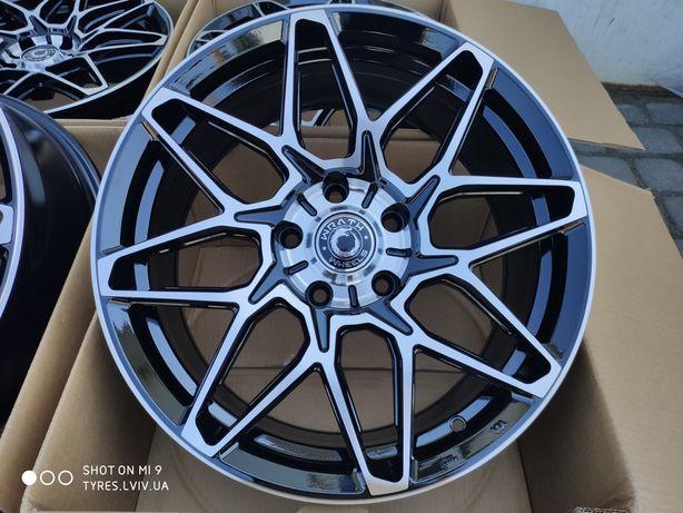 Диски Wrath WF-6 5*112 18 19 5*120 18 19 BMW Audi Mini Cooper Mercedes