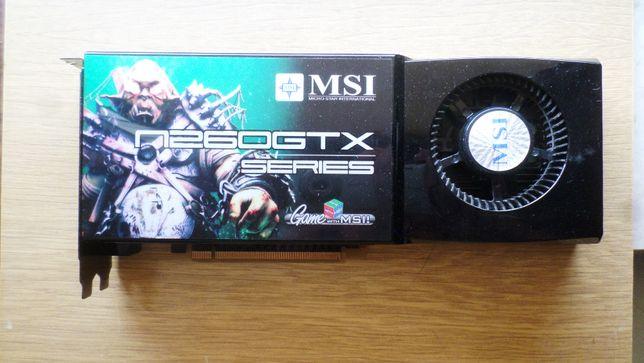 Karta graficzna GTX260 MSI