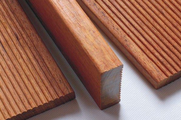 Deski tarasowe egzotyczne KEMPAS w cenie Modrzewia Syberyjskiego