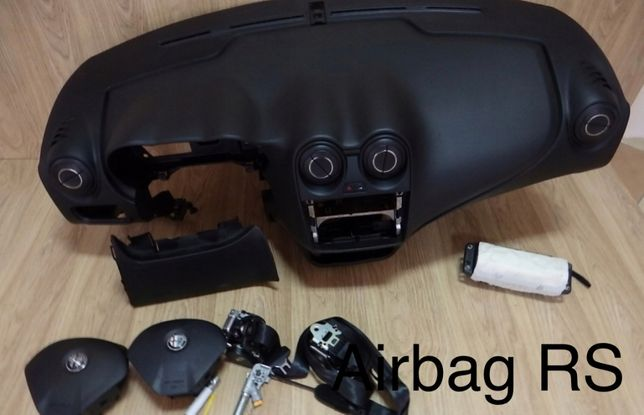 ALFA ROMEO MITO tablier airbags painel do bordo