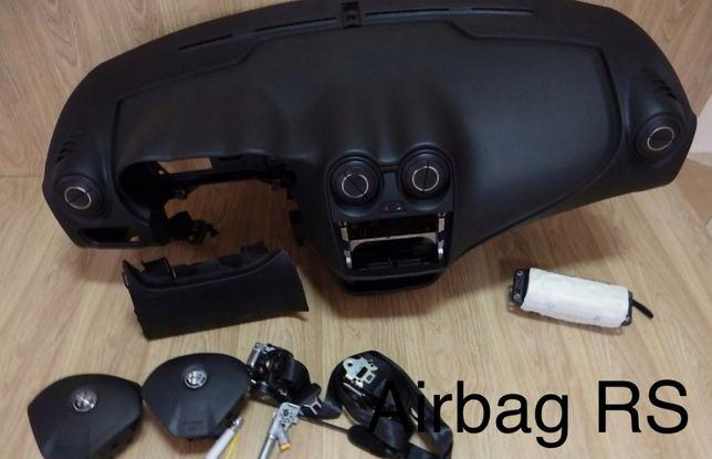 ALFA ROMEO MITO tablier airbags painel do bordo