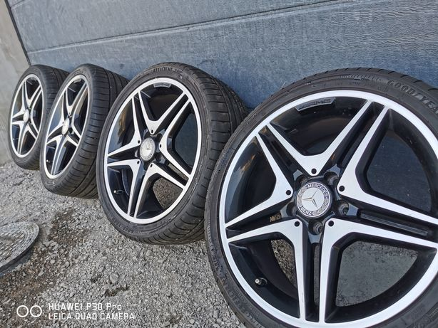 Felgi koła AMG Mercedes 18'