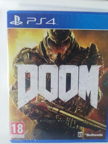 Doom gra ps4