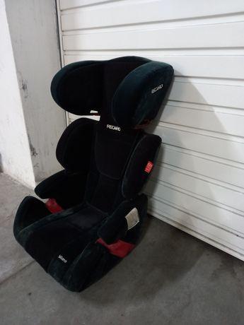 Fotelik samochodowy Recaro Milano 15-36kg fotelik dziecięcy