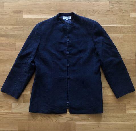 Giorgio Armani пиджак из шерсти и шелка Hermes Dior