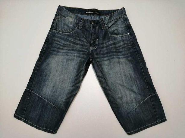 Мужские джинсовые шорты, бриджи shine personal expression.