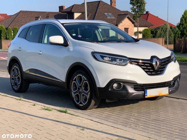 Renault Kadjar 1,2 Turbo Benzyna Nawigacja Klimatronic Opłacony