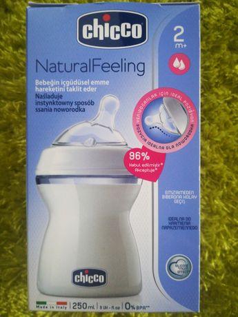 Butelka chicco naturalFeeling 250 ml