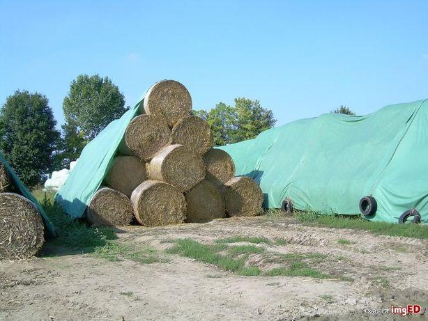 Agrowłóknina Fliz do okrywania słomy, siana-włóknina 140g/m2 PLANDEKA