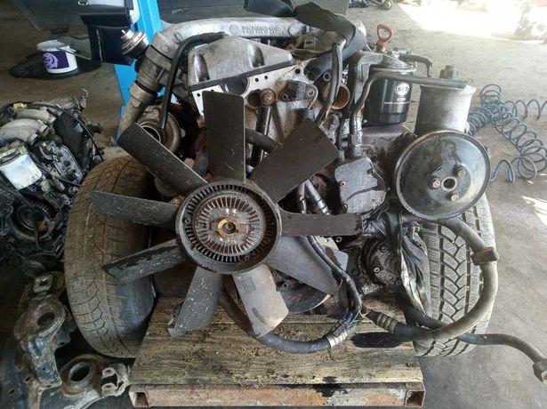 Двигун MERCEDES W140 3.5TD (603) - Двигатель W140 3.5TD (603)