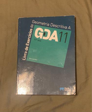 Livro de Exercicios Geometria Descritiva A 11º Ano