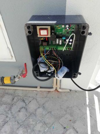 Ar condicionado e automatismos