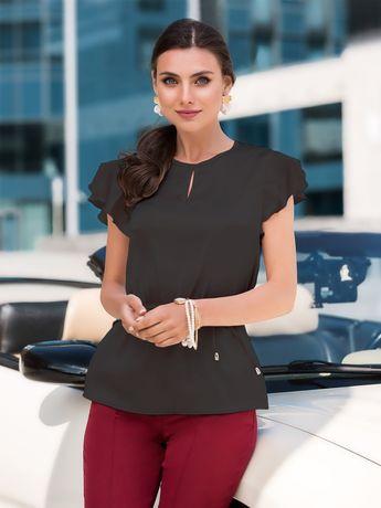 Блузка жіноча штучний шовк