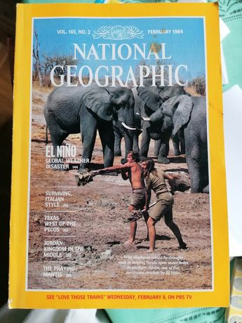 National Geographic z 1984