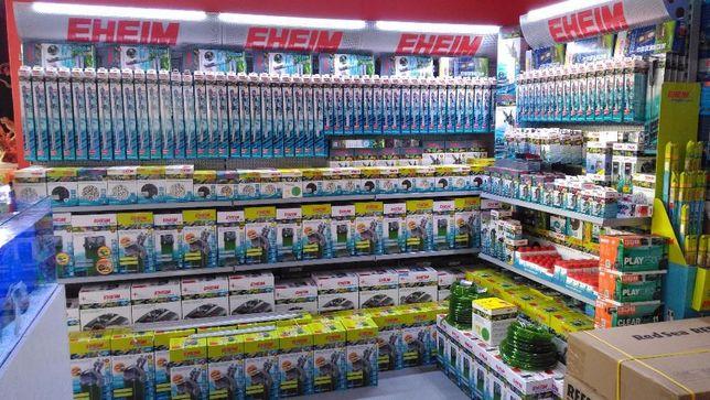 Termostato 300w eheim novo para aquário