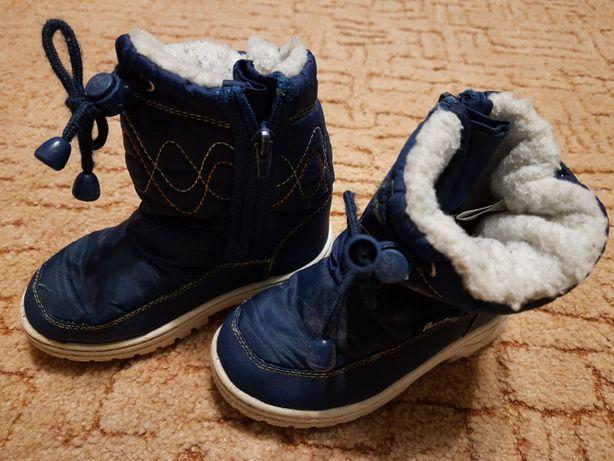 Зимові чобітки 28