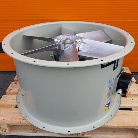 Wentylator Osiowy Promieniowy Kanałowy Powietrza Dmuchawa Suszarni 4kw