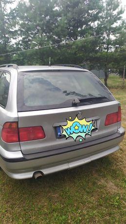 BMW e39 kombi 2.5 gaz 170 koni