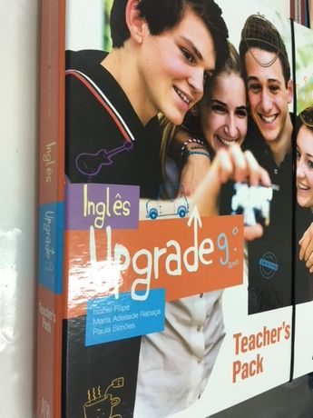 Upgrade 9, Inglês 9ºano - Dossiê do professor