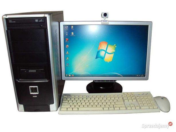 Naprawa komputerów / laptopów oraz wgrywanie systemu operacyjnego