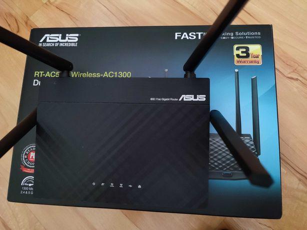 Router ASUS RT-AC58U na gwarancji