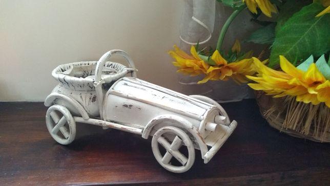 Doniczka, osłonka na kwiaty ozdoba samochód