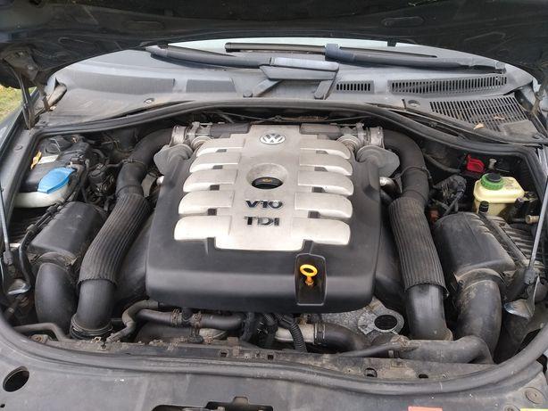 Silnik 5.0 TDI V10 VW Touareg AYH 7L 313KM sprawny
