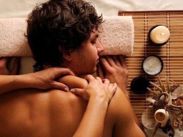 Профессиональный массаж для мужчин
