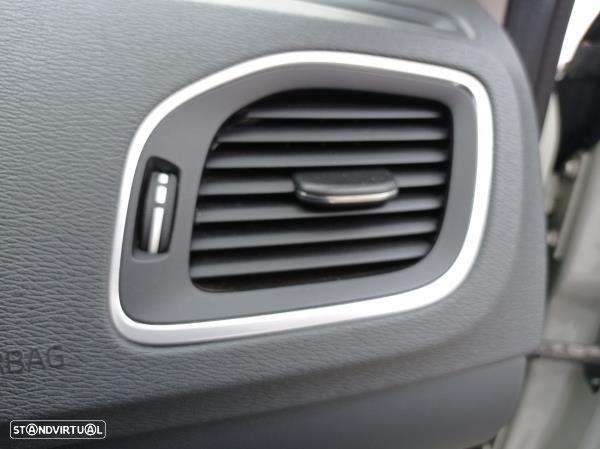 Saidas De Ar Da Chauffage Volvo V60 I (155, 157)