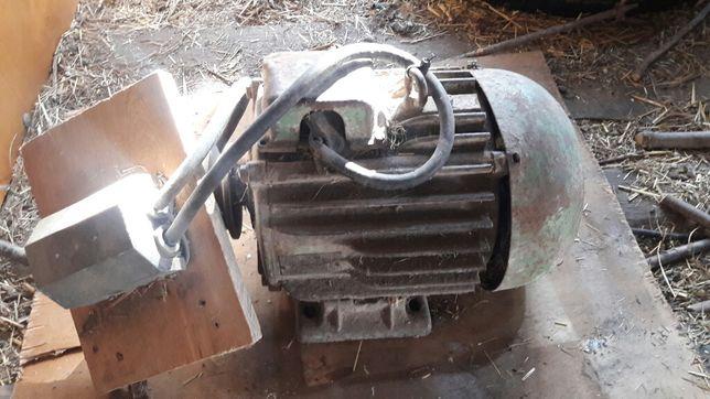 Silnik wolnoobrotowy