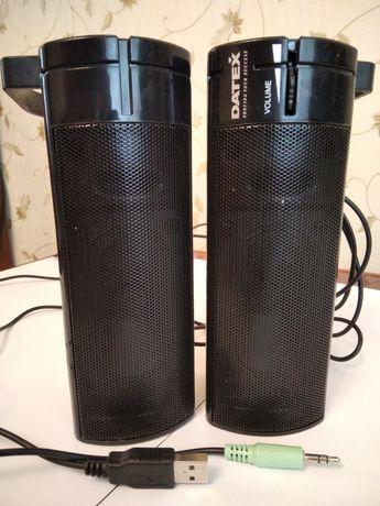 Колонки с магнитами  для компьютера, телефона.