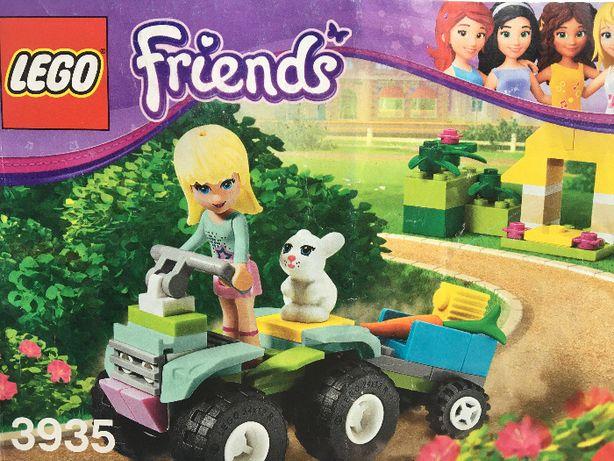 LEGO Friends 3935 - Auto dla zwierząt Stephanie