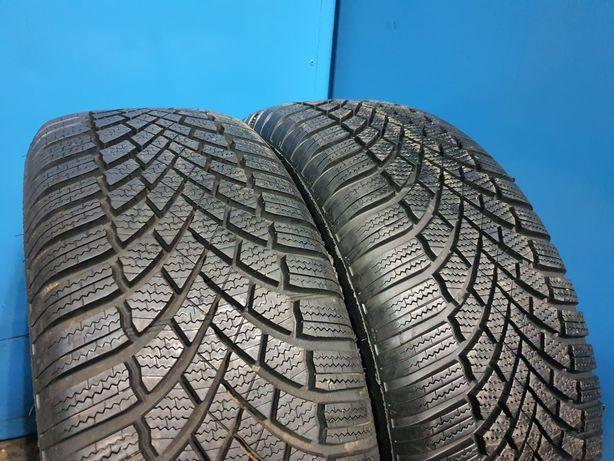 215/60 R16 Porządne opony zimowe Bridgestone! Polecam