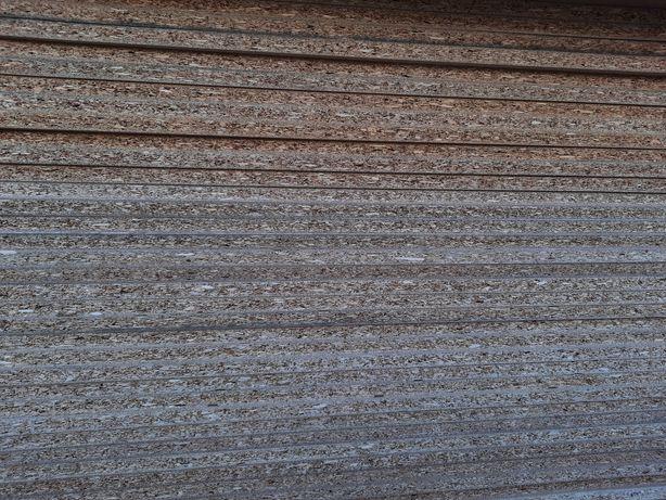 Płyta mdf płyty 18 mm wiórowa 1160x1060 nie osb strych podłoga