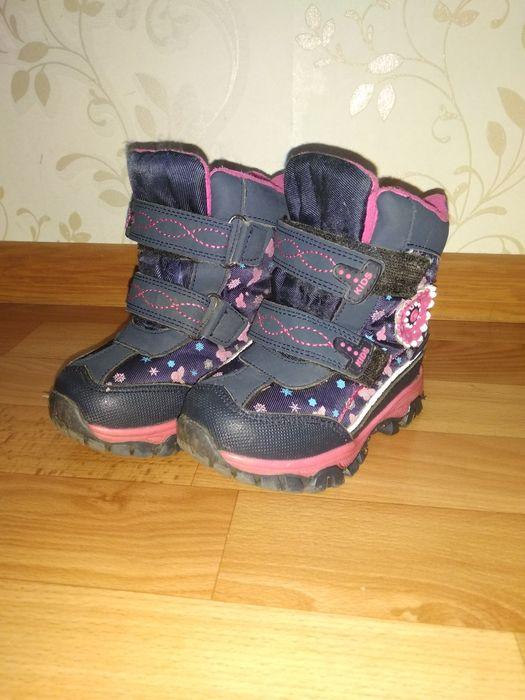 Зимние ботиночки Черкассы - изображение 1