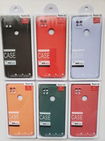 Чехлы на для Xiaomi Redmi 9C 9A 9 Note 9 Pro/Note 9S Note 9 Note 8T