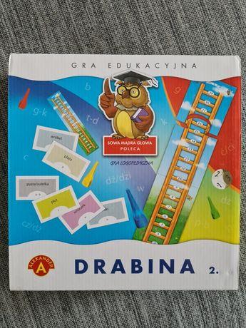 Gra edukacyjna Drabina