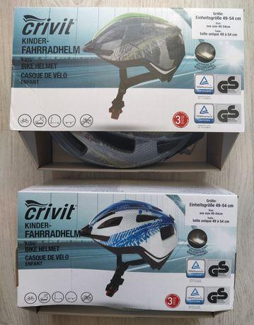 Crivit Велосипедный шлем для ребенка 49-54см (Германия)