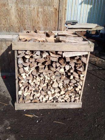 Продам колотые сухие дрова дуб, сосна, готовы для топки.