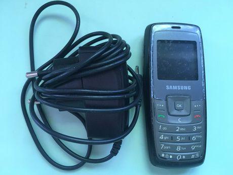 Telemóvel Samsung com carregador tudo a funcionar corretamente