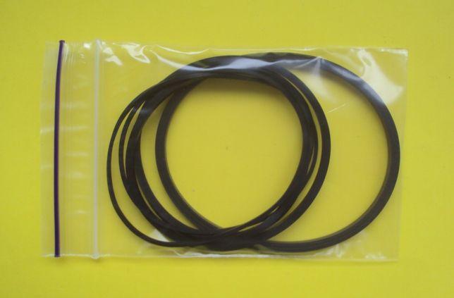 Комплект пассиков для катушечного магнитофона Маяк 203 _ 205