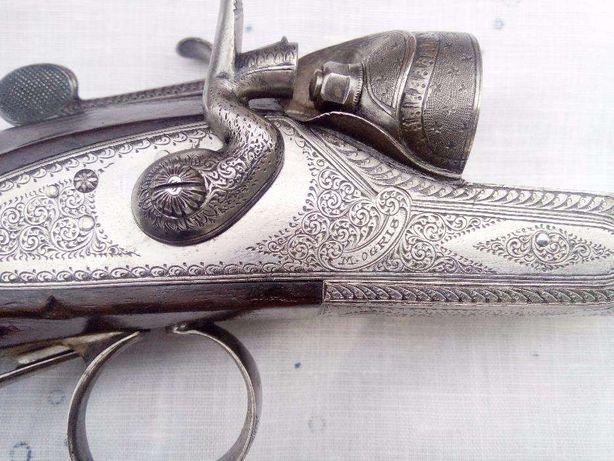 Коллекционное охотничье ружье M. Ogris