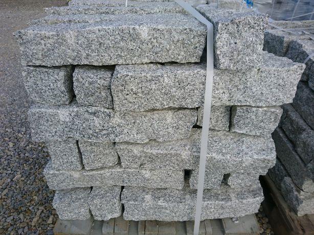 Palisada ogrodowa opornik krawężnik granit